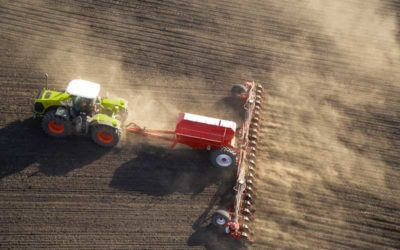 Machine of the month – Claas Xerion 5000-4500