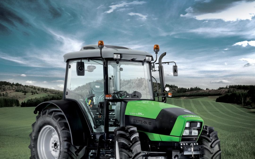 Introducing Deutz Fahr's Agrofarm G115