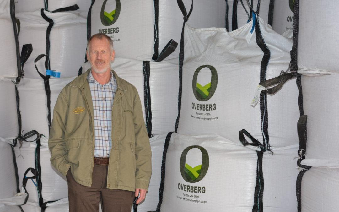 Goeie oes in 2020 verwag: Ons gesels met Johan Lusse - hoofbestuurder van graan en graandienste