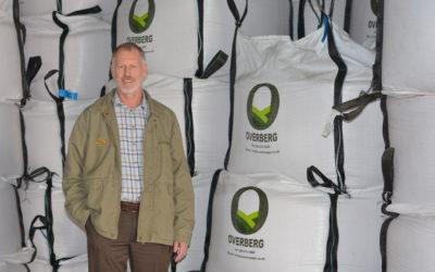 Goeie oes in 2020 verwag: Ons gesels met Johan Lusse – hoofbestuurder van graan en graandienste
